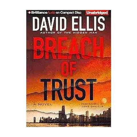 Breach of Trust (Unabridged) (Compact Disc)