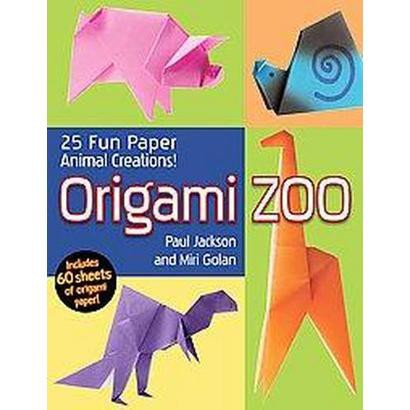 Origami Zoo (Paperback)
