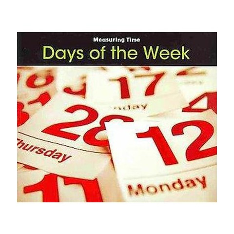Days of the Week (Paperback)