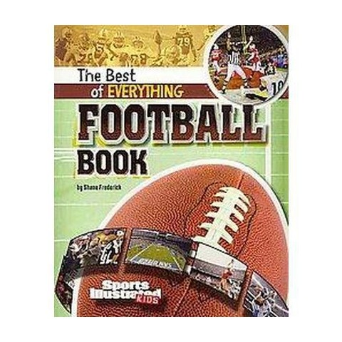 The Best of Everything Football Book (Mixed media product)