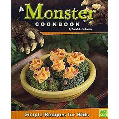 A Monster Cookbook (Hardcover)