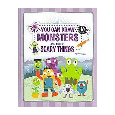 You Can Draw Monsters and Other Scary Things (Mixed media product)
