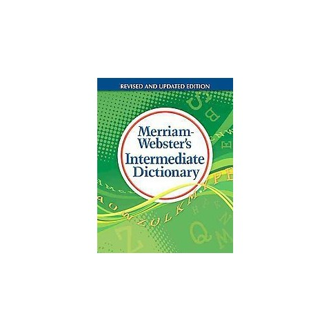 Merriam-Webster's Intermediate Dictionary (Hardcover)