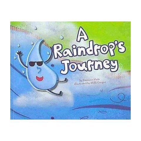 A Raindrop's Journey (Mixed media product)