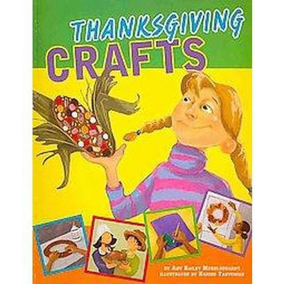 Thanksgiving Crafts (Mixed media product)