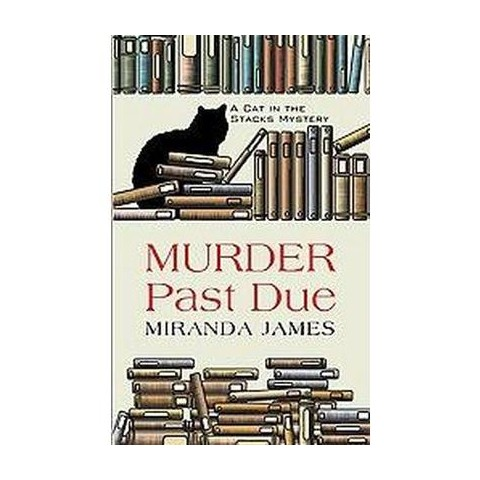 Murder Past Due (Large Print) (Paperback)