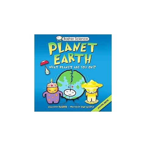 Planet Earth (Mixed media product)