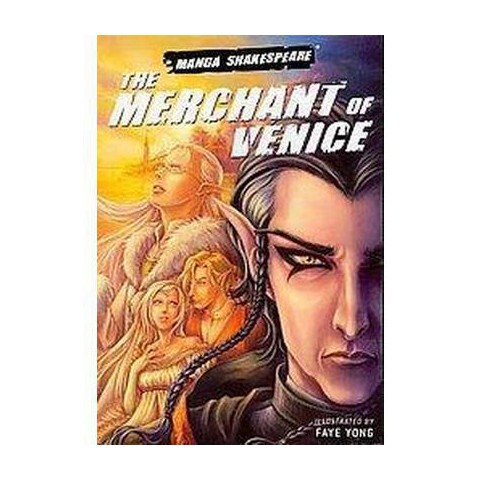 Manga Shakespeare (Paperback)