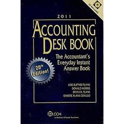 Accounting Desk Book 2011 (Mixed media product)