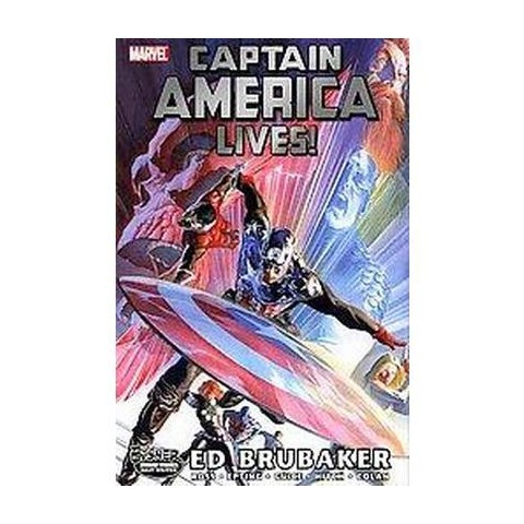Captain America Lives! (Hardcover)