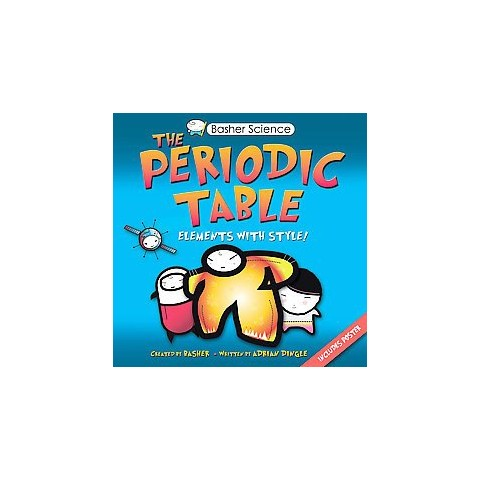 The Periodic Table (Mixed media product)