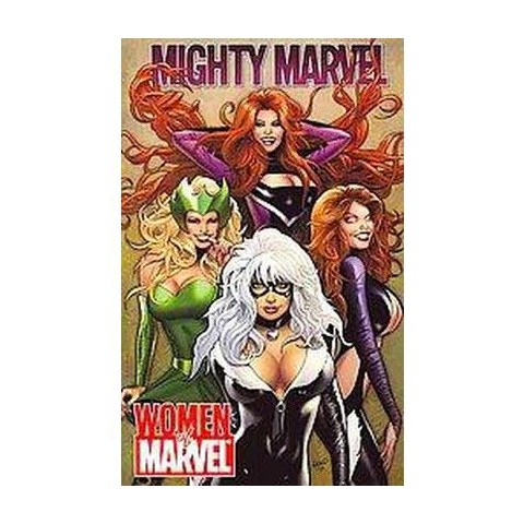 Mighty Marvel (Paperback)