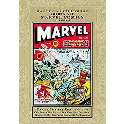 Marvel Masterworks 5 (Hardcover)