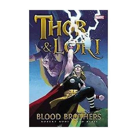 Thor & Loki (Hardcover)