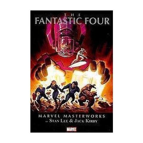Marvel Masterworks: the Fantastic Four 5 (Paperback)
