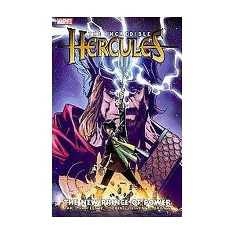 Incredible Hercules (Paperback)