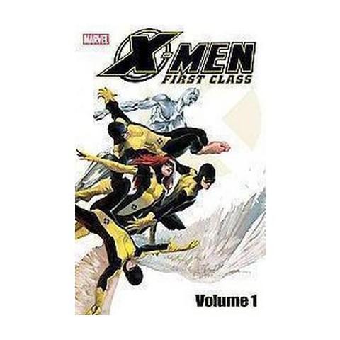X-men First Class 1 (Paperback)