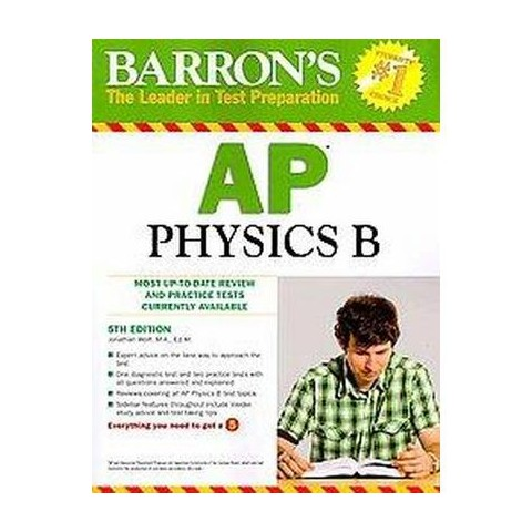 Barron's AP Physics B (Paperback)