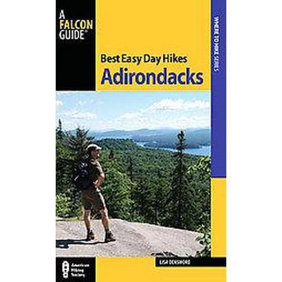 Falcon Best Easy Day Hikes Adirondacks (Paperback)