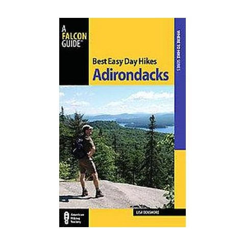 Falcon Best Easy Day Hikes Adirondacks (Paperback)