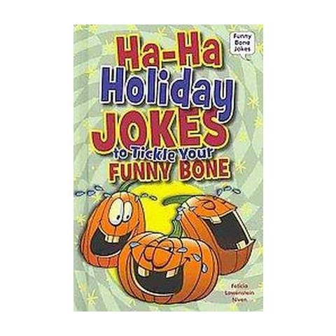 Ha-ha Holiday Jokes to Tickle Your Funny Bone (Hardcover)
