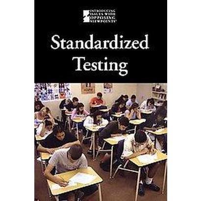 Standardized Testing (Hardcover)