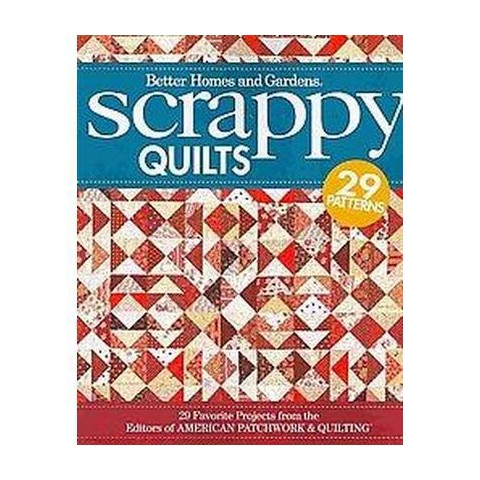 Scrappy Quilts (Paperback)