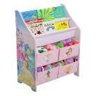 Delta Children's Products Book and Toy Organizer - Disney Princess