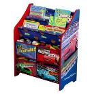 Delta Children's Products Book and Toy Organizer - Cars