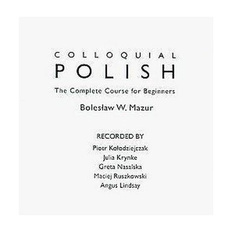 Colloquial Polish (Compact Disc)