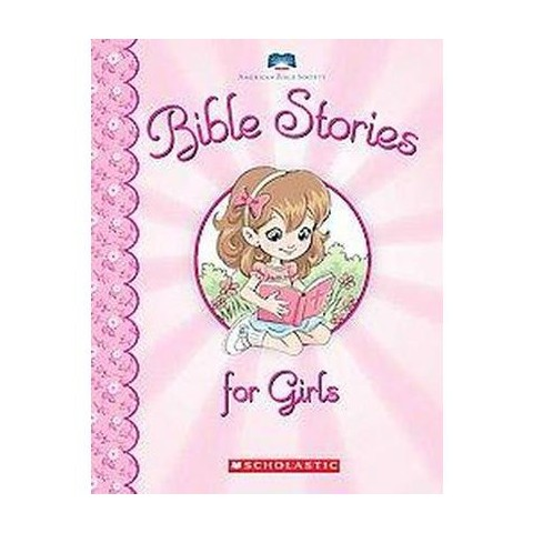 Bible Stories for Girls (Board)
