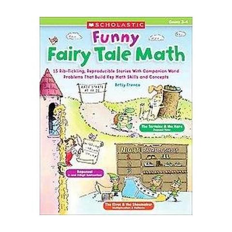 Funny Fairy Tale Math (Paperback)
