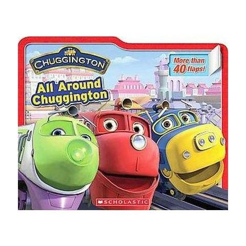 All Around Chuggington (Board)