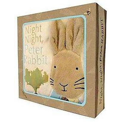 Night, Night, Peter Rabbit (Rag Book)