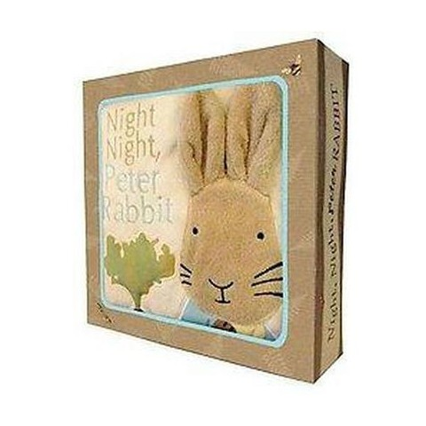Night, Night, Peter Rabbit (Rag Book)