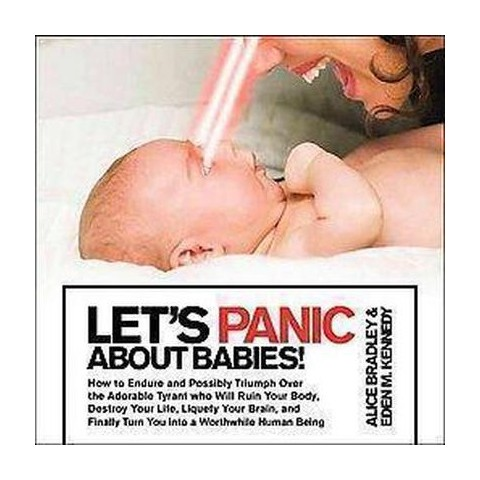 Let's Panic About Babies! (Paperback)