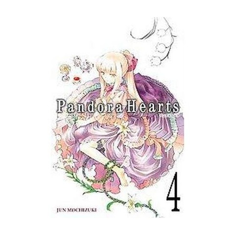 Pandora Hearts 4 (Paperback)