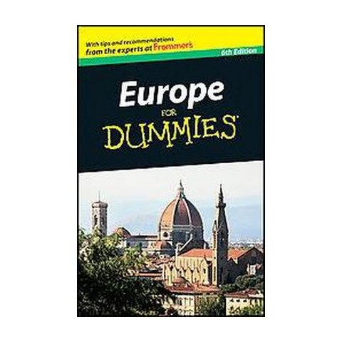 Europe for Dummies (Paperback)