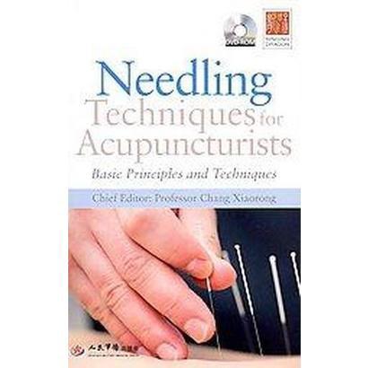Needling Techniques (Mixed media product)