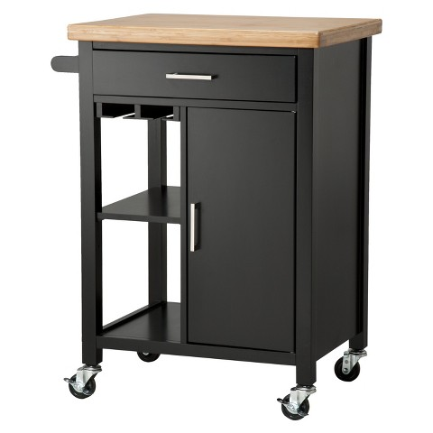 RE Kitchen Storage Cart Tar
