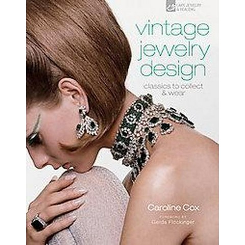 Vintage Jewelry Design (Hardcover)