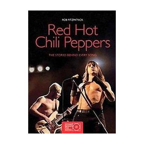 Red Hot Chili Peppers (Paperback)