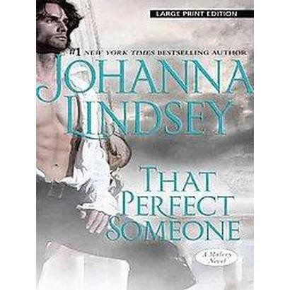 That Perfect Someone (Large Print) (Paperback)