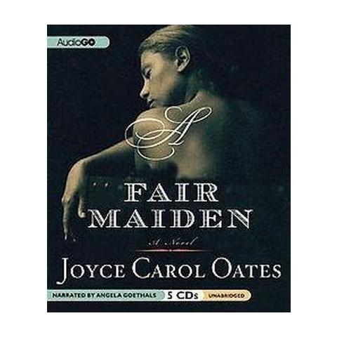 A Fair Maiden (Unabridged) (Compact Disc)