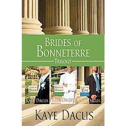 Brides of Bonneterre Trilogy (Paperback)