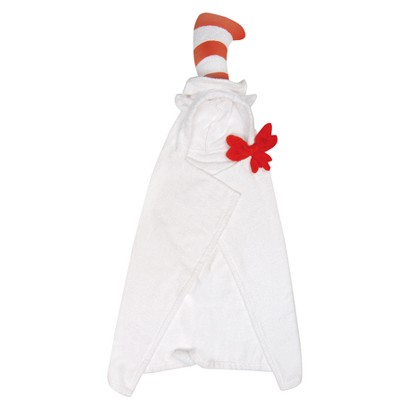 Trend Lab Character Hooded Towel - Seuss Cat