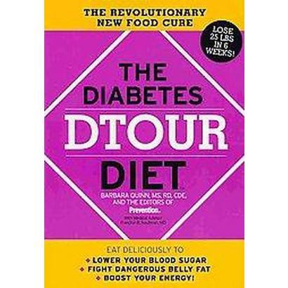 The Diabetes Dtour Diet (Paperback)