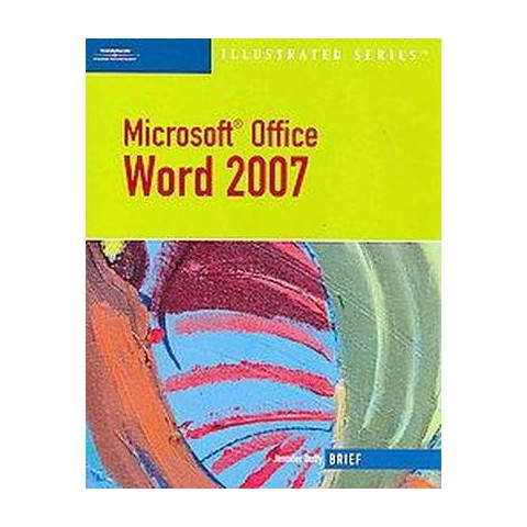 Microsoft Office Word 2007 (Brief) (Paperback)