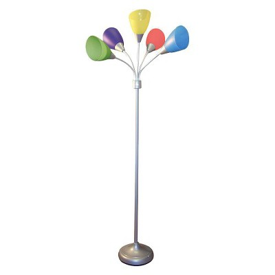 5 Head Multi Arm Lamp