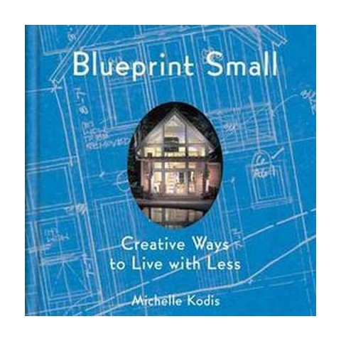 Blue Print Small (Hardcover)